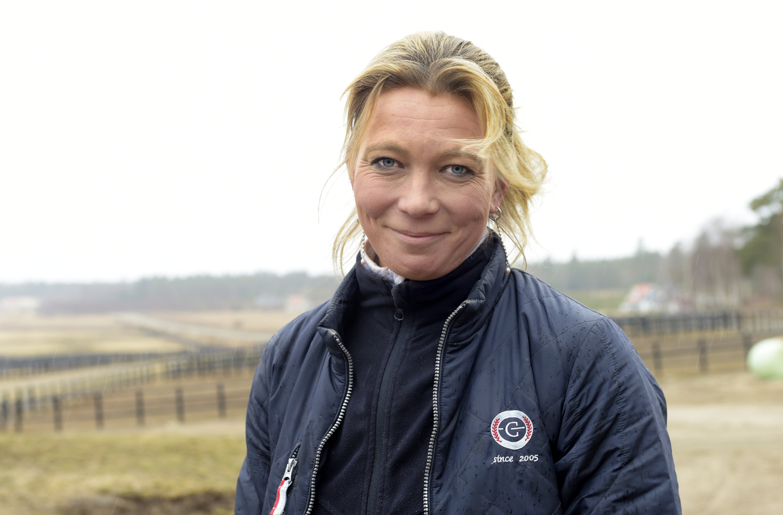 Katja Melkko hoppas på nyförvärvet Loveya Fashion på söndag.