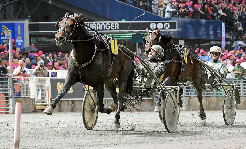M.T.Insider vid fjolårets seger i Speedrace. Malin Albinsson/TR Bild.