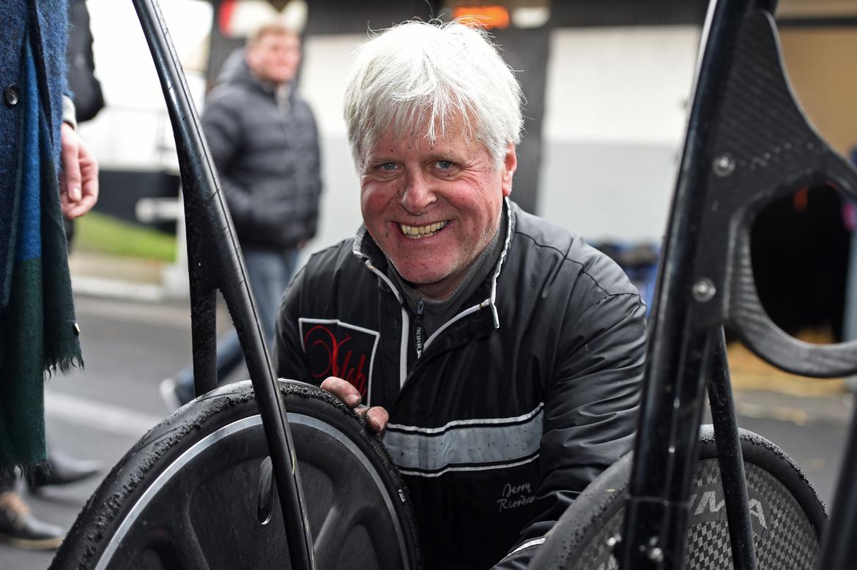 Jerry Riordan Lars Jakobsson/TR Bild.