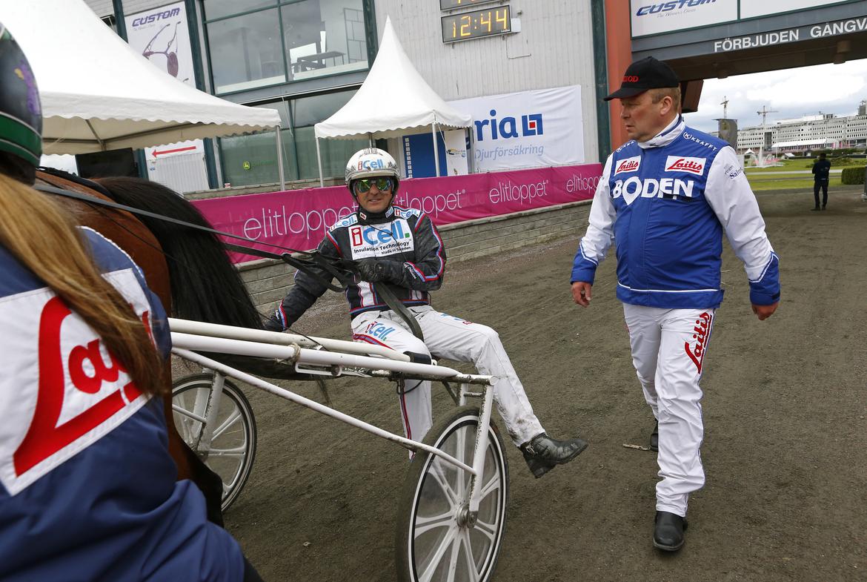 Ulf Ohlsson och Petri Salmela har tagit många segrar tillsammans.