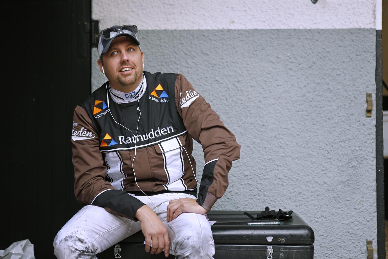 Ständigt aktuell. Solvallatränaren Daniel Redén är favoritspelad i två av lördagens V75-lopp i Rättvik.