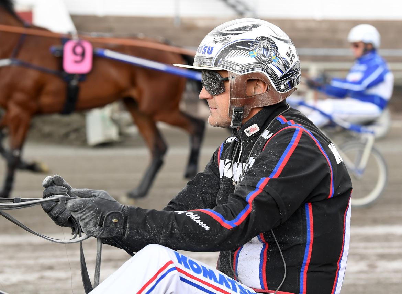 Ulf Ohlsson är uppe i 200 segrar i år.
