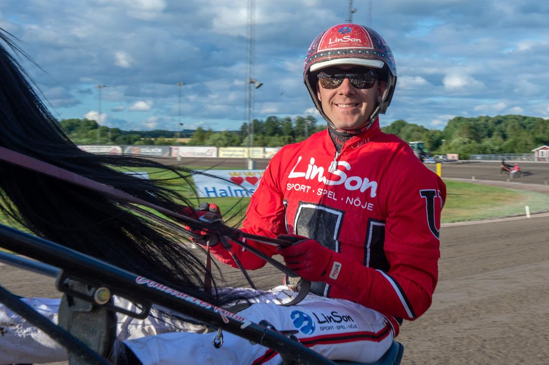 Johan Untersteiner har fem chanser i Unionskampen.  Mikael Rosenquist TR Bild.