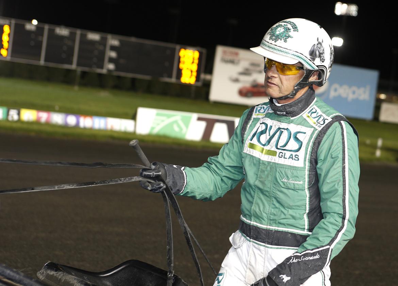 Åke Svanstedt kvalade in fyra hästar till Breeders' Crown-finalerna.