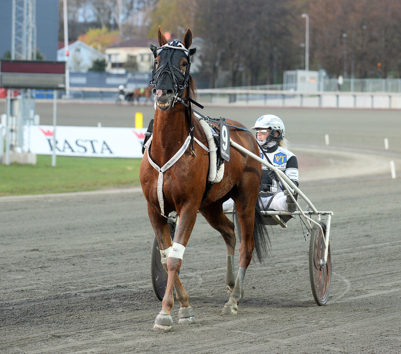 Malin Albinsson, TR Bild.