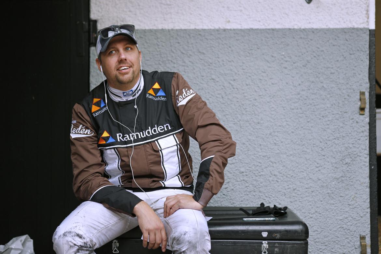 Daniel Redén selade ut fyra vinnare på GS75®. Maria Holmén TR Bild.