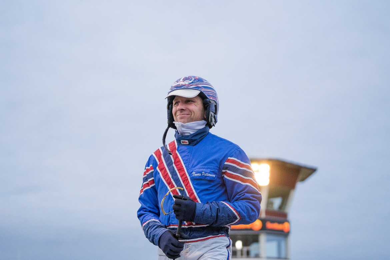 Tomas Pettersson är optimist när V75® gästar hemmabanan Bollnäs. Ola Westerberg TR Bild.