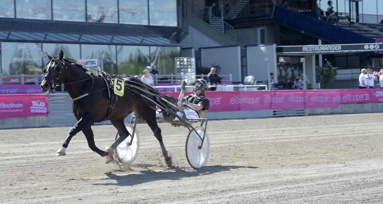 M.T.Insider och Olle Alsén överlägsna i Speedrace.
